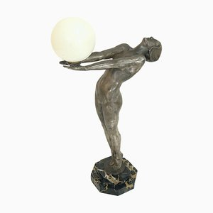 Art Deco French Sculpture by Max Le Verrier for Le Verrier Paris, 1930s