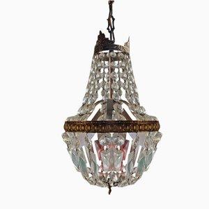 Lámpara de araña, años 20