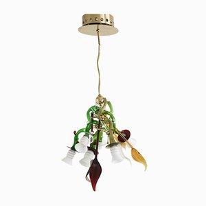Lámpara de araña de Bořek Šípek para Driade, años 80