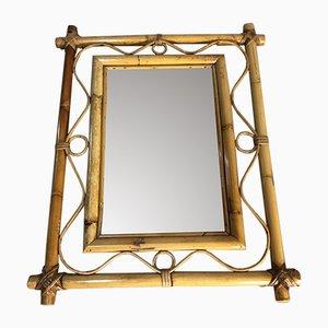Specchio in vimini, Francia, anni '50