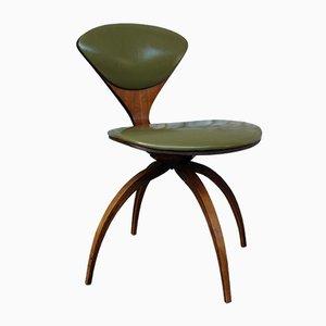 Drehstuhl von Norman Cherner für Plycraft, 1960er