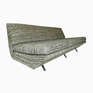Mid-Century Italian Sleeper Sofa by Marco Zanuso for Arflex
