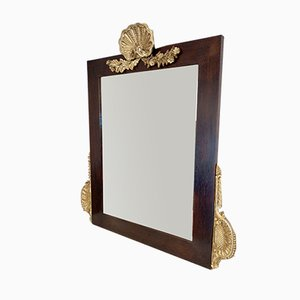 Vintage Italian Console Table Mirror, 1990s