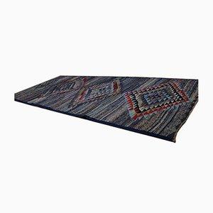Handwoven Nomaden Kilim Carpet, 1950s