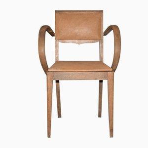 Vintage Art Deco Bridge Chair