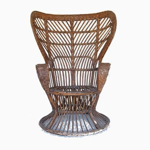 Mid-Century Lounge Chair by Lio Carminati for Casa e Giardino