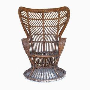 Mid-Century Sessel von Lio Carminati für Casa e Giardino