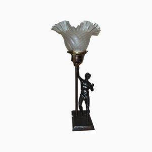 Antique Pre-War Table Lamp