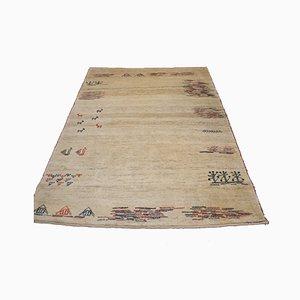 Handgeknüpfter Orient Teppich, 1950er