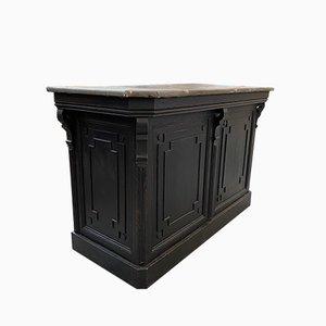 Antique Zinc Cabinet