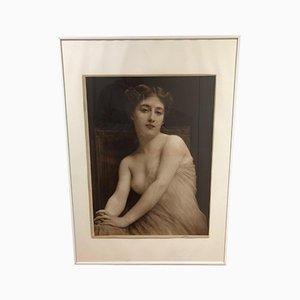 Retrato de una foto de Braun Clement Compagnie, 1898