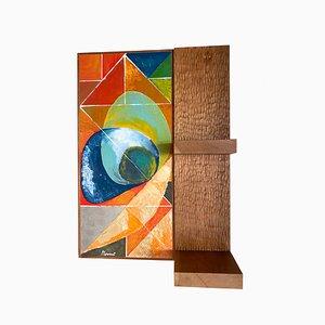 Olimpia Shelf by Mascia Meccani for Meccani Arredamenti, 1999