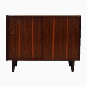 Vintage Scandinavian Rosewood Cabinet