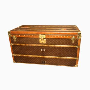 Monogram Trunk by Louis Vuitton, 1930s