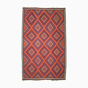 Vintage Middle Eastern Kilim Carpet, 1940s