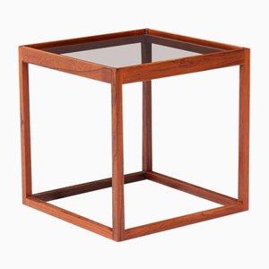 Table d'Appoint en Palissandre par Kurt Østervig pour KP Møbler, années 50