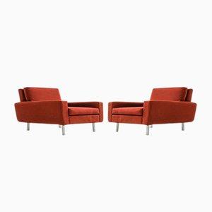Sessel von George Nelson für Herman Miller, 1960er, 2er Set