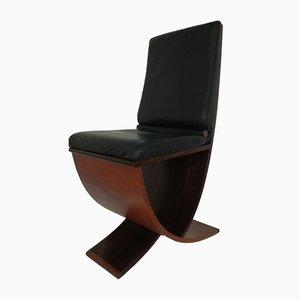 Vintage Esszimmerstühle von Tobia & Afra Scarpa, 6er Set