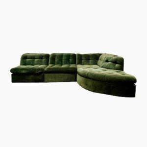 Canapé Modulable, années 60, Set de 4