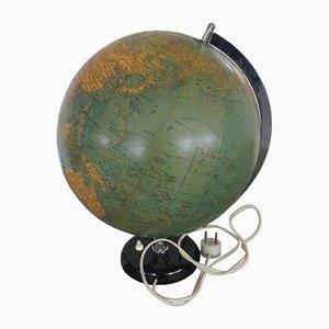 Globe Terrestre avec Lumière de Sagerud Globe Industri, 1964
