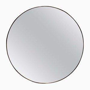 Specchio vintage in ottone