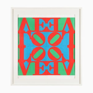 Love Poster by Robert Indiana, 1967