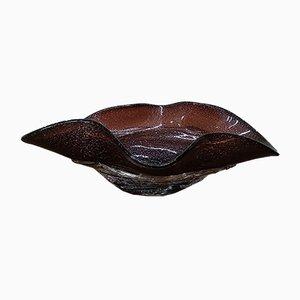 Bordeaux Vase von Sergio Costantini