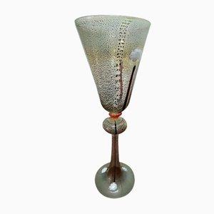 Bicchiere dorato di Sergio Costantini