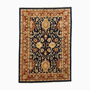 Large Vintage Afghan Wool Kazak Rug