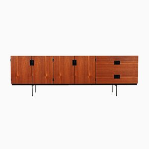 Dutch Teak Model DU-01 Sideboard by Cees Braakman for Pastoe, 1950s
