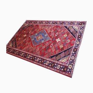 Handgeknüpfter Meymeh Teppich aus Wolle, 1950er