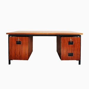 Japanese Series Model EU02 Desk by Cees Braakman for Pastoe, 1960s