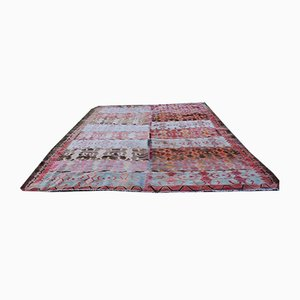 Handgewebter Türkischer Kilim Teppich, 1970-50