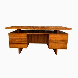 Mid-Century German Rosewood Desk from Kondor, 1960s