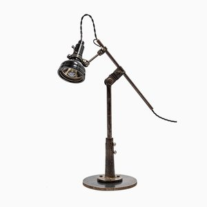 Factory Table Lamp by Simanco for Singer, 1920s