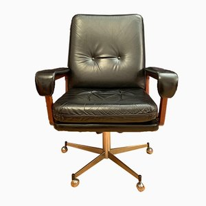 King Armchair by André Vandenbeuck for Strässle, 1960s