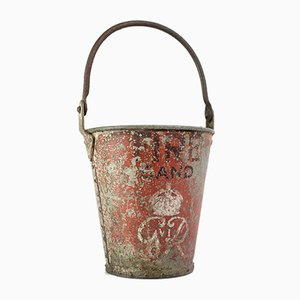 Painted Fire Bucket, 1930s