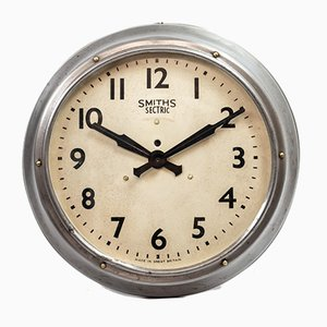 Wall Clock from Smiths Sectric, 1940s