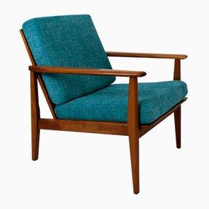 Deutsche Mid-Century Sessel, 1960er, 2er Set