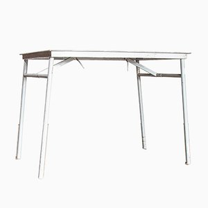 Small German Industrial Console Table, 1960s