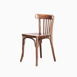 Bentwood Dining Chairs by Michael Thonet, 1930s, Set of 6