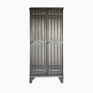 Vintage Industrial Cabinet from Strafor, 1920s