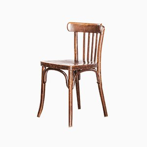 Bentwood Dining Chair by Michael Thonet, 1930s