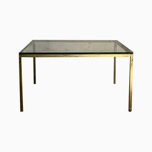 Tavolino da caffè minimalista, Francia, anni '70