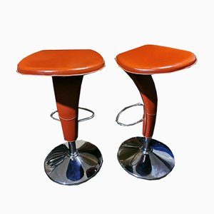 Italian Stools from Cattelan, 2000s, Set of 2
