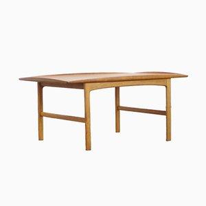 Table Basse Frisco en Teck par Folke Ohlsson pour Tingströms, années 60
