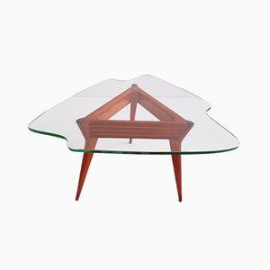 Table Basse Palette Sculpturale par Ico Parisi pour Ariberto Colombo, Italie, années 50