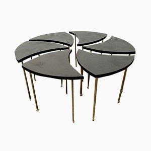 Tavolino da caffè modello FD523 Mid-Century di Peter White & Molgaard-Nielsen, anni '50