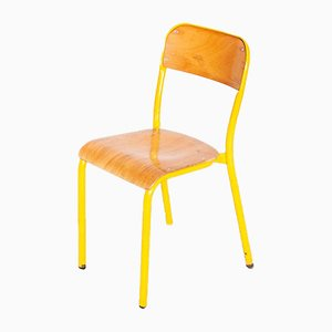 Stackable Dining Chairs, 1960s, Set of 6