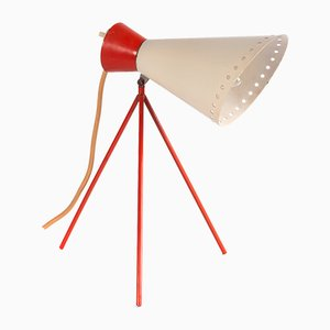 Mid-Century 1618 Table Lamp by Josef Hurka for Napako